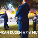 Bujinkan 無刀捕 mutōdori kuden